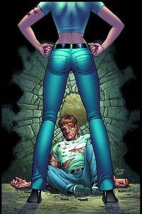 Raven Gregory Comics