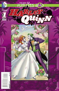 Futures End Harley Quinn #1 at TFAW.com