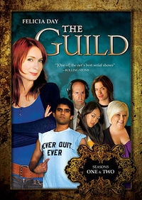 The Guild comics and merchandise