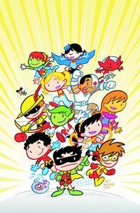 Tiny Titans Comics and Graphic Novels