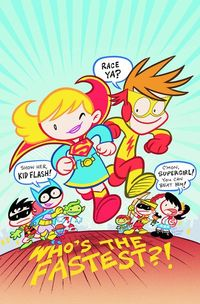 Tiny Titans Sidekickin It TPB