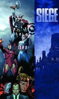 Marvel Siege #1