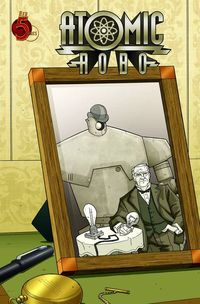 Atomic Robo Comics and Graphic Novels