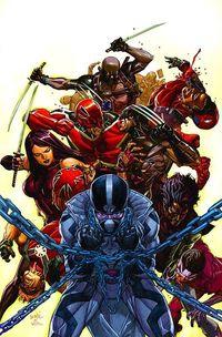 Uncanny X-Force Comics