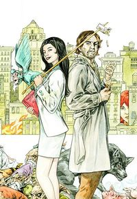 Fables Comics and Graphic Novels