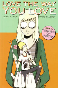 Love the Way You Love Side A Graphic Novel
