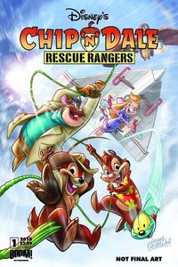 Chip and Dale Rescue Rangers #1