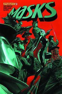 Masks Comics