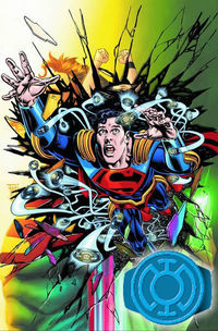 Adventure Comics #4 Blackest Night