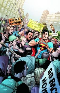 DC's The New 52 #1 Issues