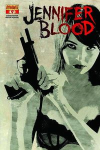 Garth Ennis Jennifer Blood #9