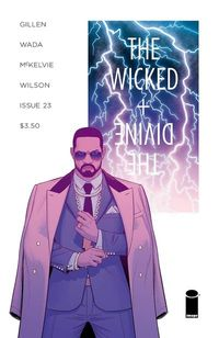 Wicked & Divine #23 Cover B by Kevin Wada at TFAW.com