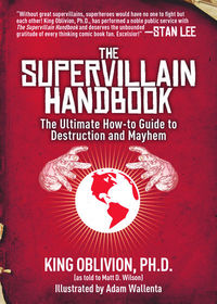 The Supervillain Handbook