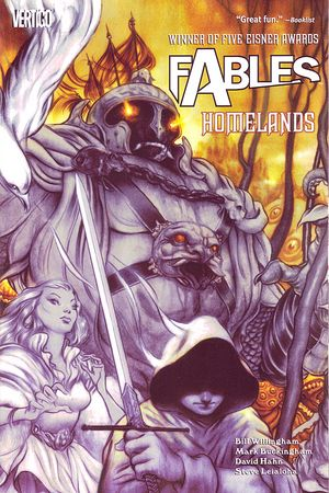 Fables TPB Vol. 6: Homelands