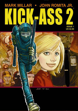 Kick Ass 2: Balls to the Wall