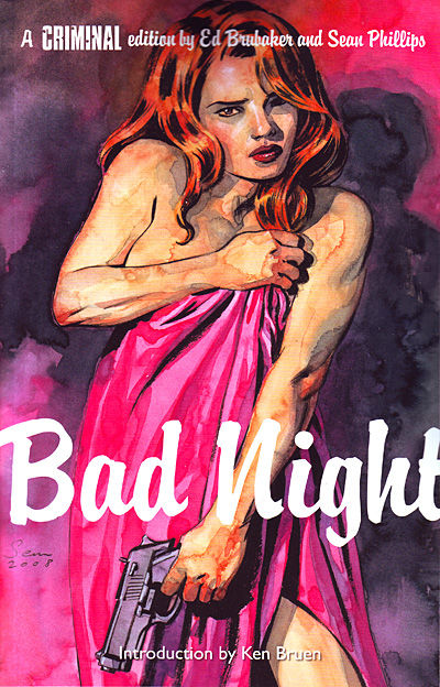 Criminal TPB Vol. 04 Bad Night