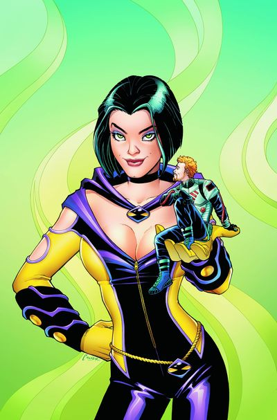 Phantom Lady Comics