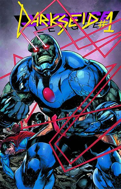 DC's Villains Month - Darkseid