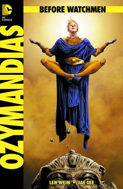 Portada del Before Watchmen: Ozymandias 1