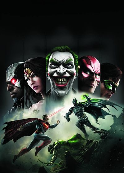Injustice Gods Among Us #1