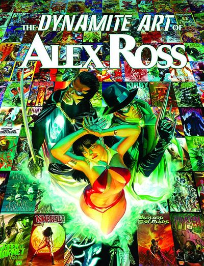 Alex Ross Comics and Graphic Novels