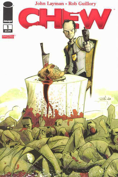 Chew #1 Cover Image