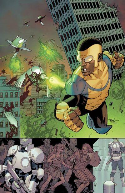 Página del Invincible 93