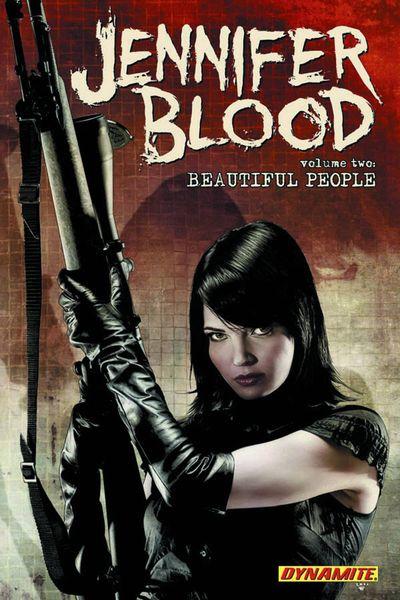 Garth Ennis Jennifer Blood TPB Vol. 02