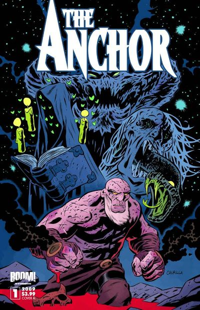 the anchor exclusive interview with phil hester brian churilla