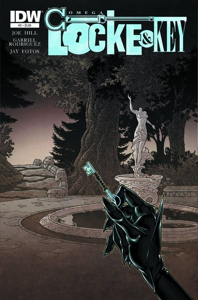 Locke & Key Omega #3