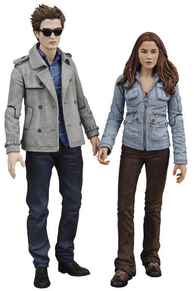 Twilight Edward Cullen & Bella Swan Action Figure Two-Pack
