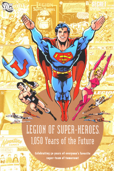 Legion of Super Heroes    1050 Years of the Future (DC Comics)   TPB preview 0