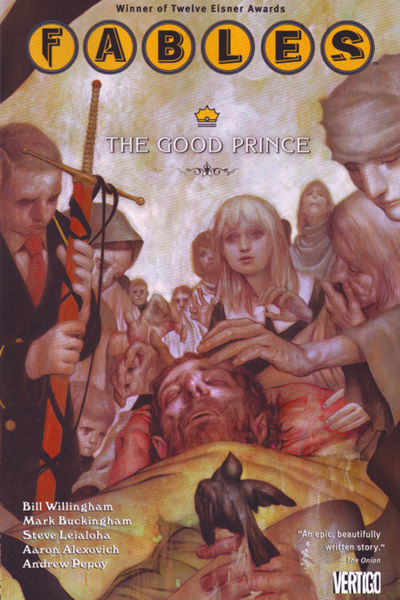 Fables TPB Vol. 10: The Good Prince