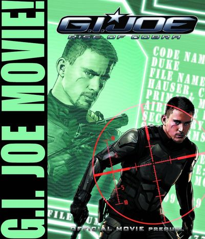 G I  Joe Movie Prequel   Duke (IDW)   Issue No  1   The Rise of Cobra preview 0