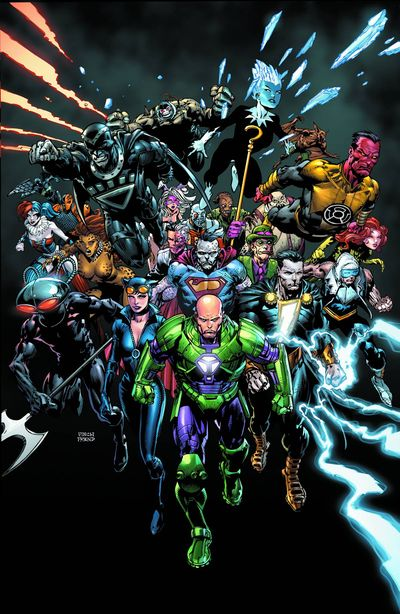 DC's Villains Month
