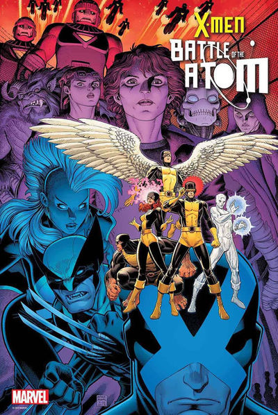 Brian Michael Bendis X-Men: Battle of the Atom Signing and Q&A With Special Guests Michael Avon Oeming and David Marquez