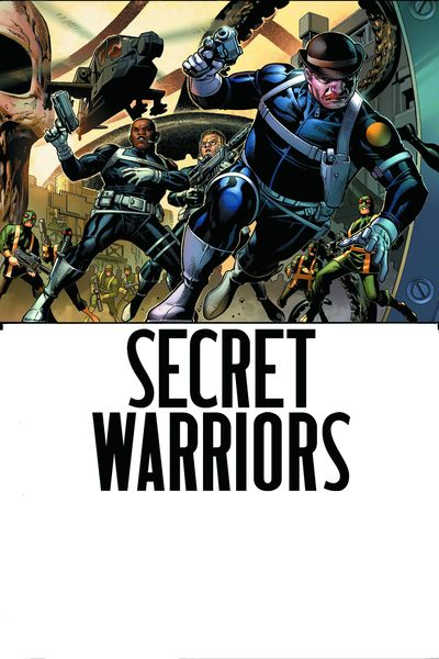 Secret Warriors #4