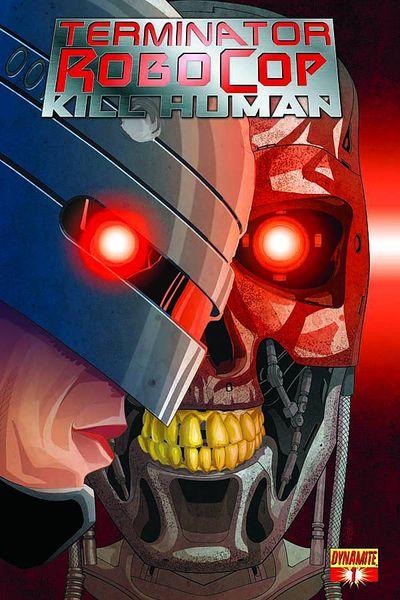Terminator Robocop