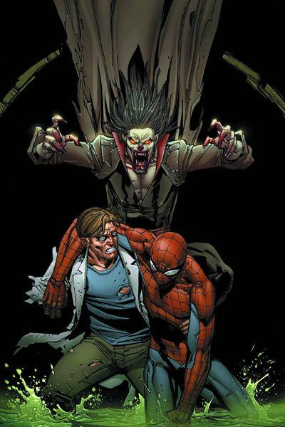 Portada del Amazin Spider-Man 689