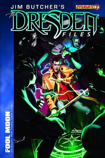 Jim Butchers Dresden Files Fool Moon #7