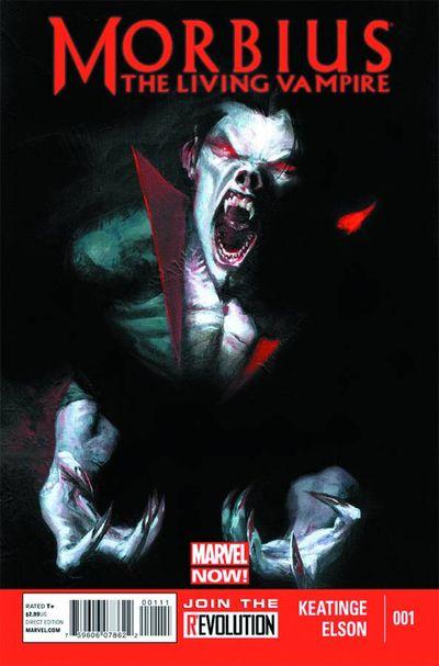 Morbius Living Vampire #1