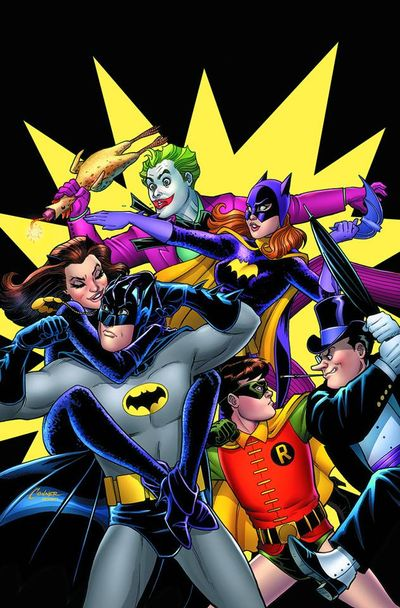 Batman Adventure Comics