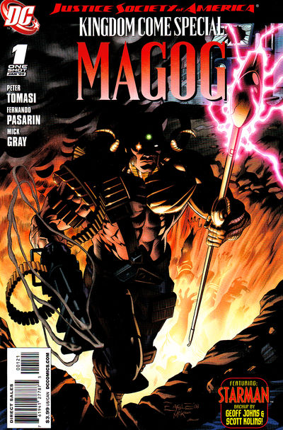 JSA Kingdom Come Special Magog #1 (Variant Cover Edition)