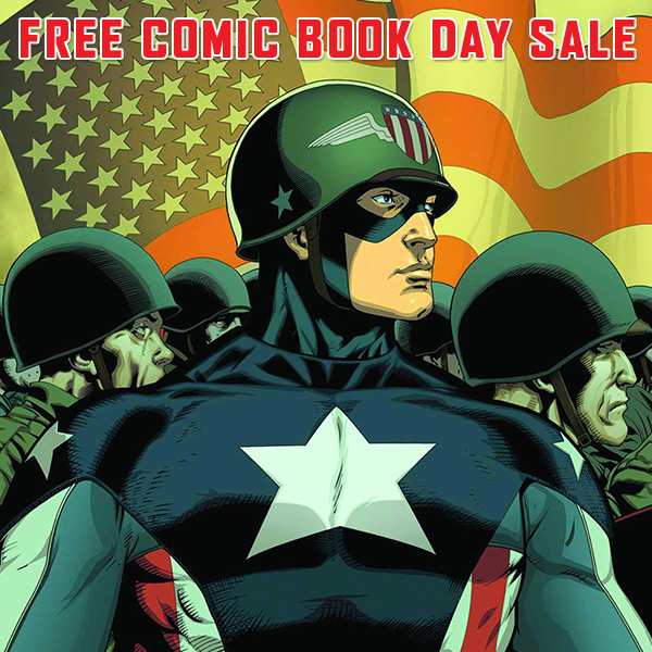 Valiant Free Comic Book Day: ComicList: New Comic Book Releases List For 05/07/2016