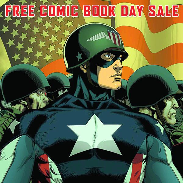 Free Comic Book Day España: ComicList: New Comic Book Releases List For 05/07/2016