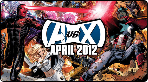 The Marvel event of 2012 begins here!
