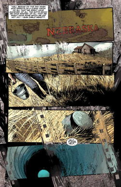 Hellraiser #1 Preview Page 1