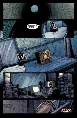 Hellraiser #1 Preview Page 2