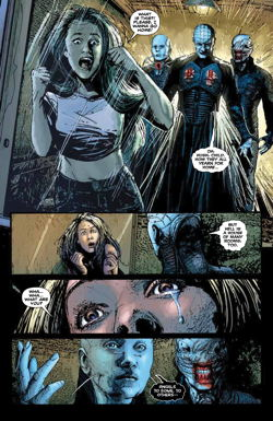 Hellraiser #1 Preview Page 4