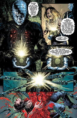 Hellraiser #1 Preview Page 5